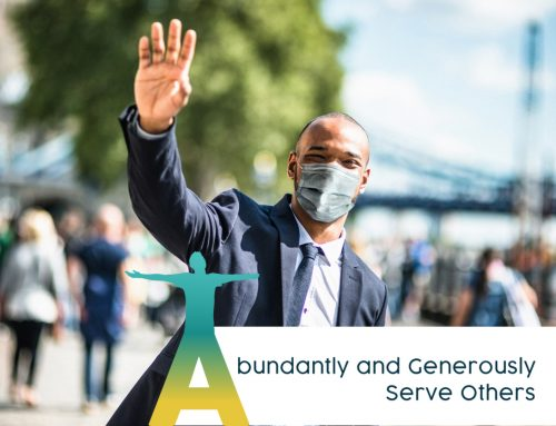 PART 3 OF 5: ABUNDANTLY and GENEROUSLY SERVE OTHERS (BRAVE is A Five-Part Series focused on Tribeworking, Not Networking for a Booming Business, Career and Community)
